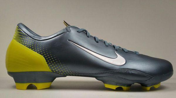 official photos 5a52d 3bea4 Rare 2006 R9 Nike Mercurial Talaria III FG Men s Soccer Cleats 312696-417  Blue Graphite US Size 12