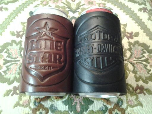 Christmas Koozies.Handmade Leather Koozies For Sale In San Antonio Tx Offerup