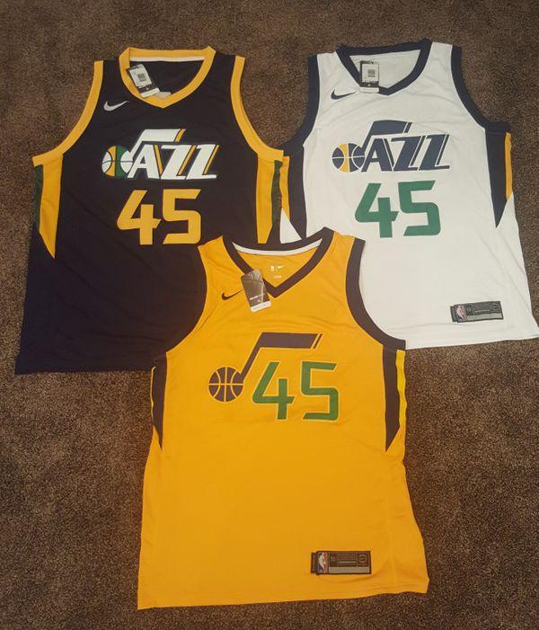 buy online 84793 b0f75 Utah Jazz Donovan Mitchell jerseys for Sale in Eagle Mountain, UT - OfferUp