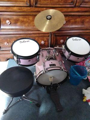 Drum set and piano for Sale in Manassas, VA