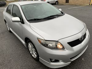 2010 Toyota Corolla S For Sale! for Sale in West Springfield, VA