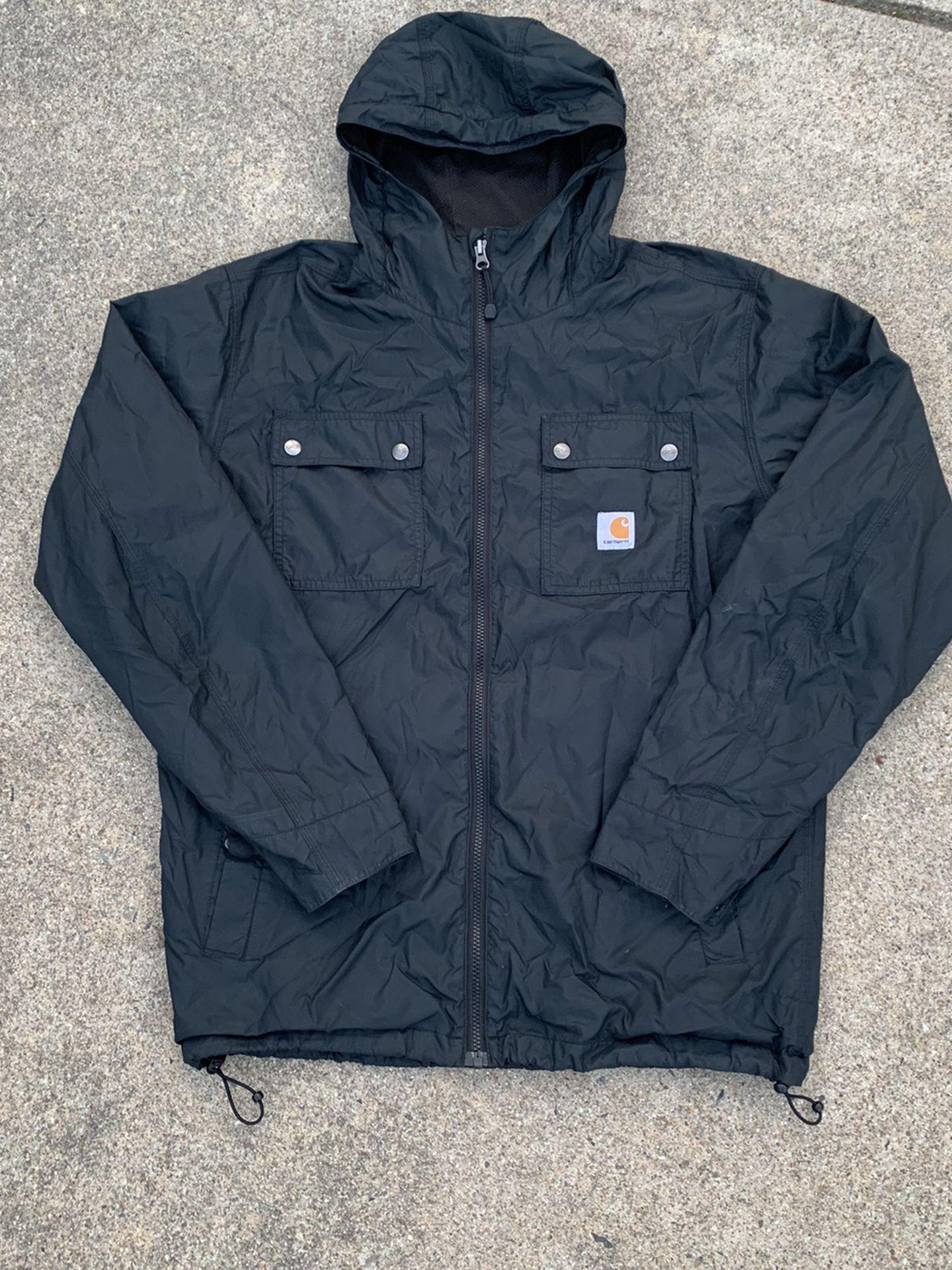 Carhartt hoodie/windbreaker