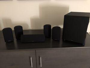 Definitive Technology ProCinema 600 5.1 Home Theater Speaker System for Sale in Arlington, VA