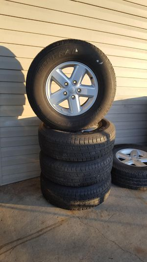 New And Used Rims For Sale In Greensboro Nc Offerup