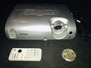 Epson EMP-s3 W/Remote and hdmi conversion box for Sale in Nashville, TN