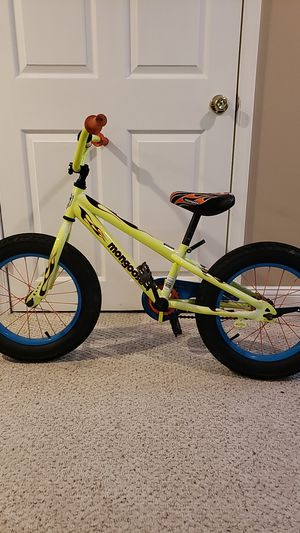 Kids Mongoose Bike for Sale in Westminster, MD