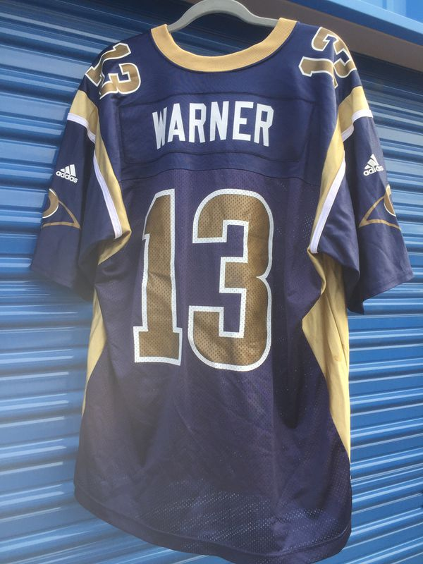 wholesale dealer 7887e faefa Rams Kurt Warner Jersey Men's XL/2X for Sale in Goodyear, AZ - OfferUp