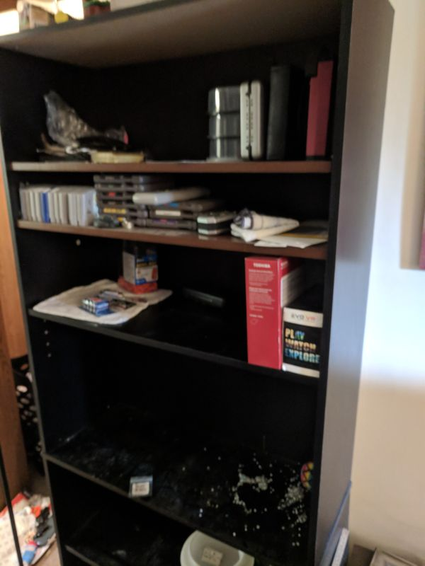 Chair Desk Bookcase A Tower For In Hilliard Oh Offerup