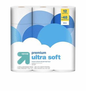 Photo Up and Up toilet paper