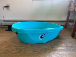 Photo Fisher Price Whale Baby Tub