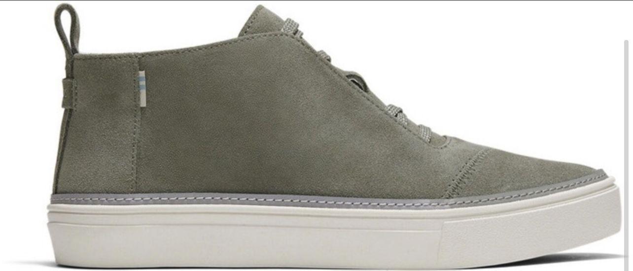 Tom's Riley Sneakers 7.5