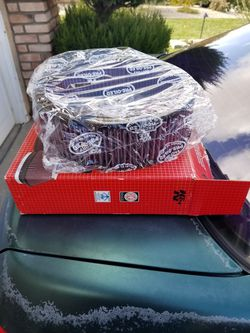K&N air filter Chevy c10,suburban,k15 Thumbnail