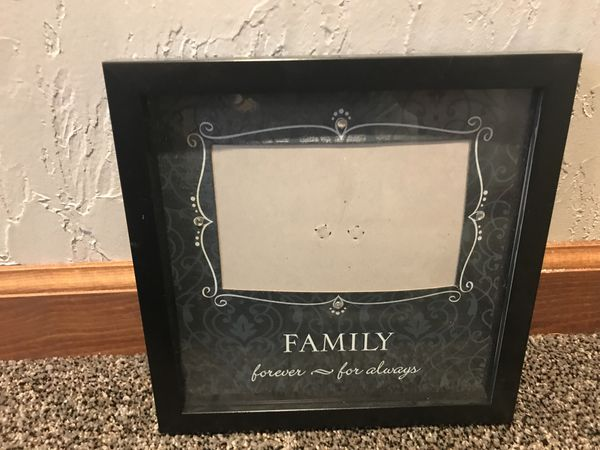 9x9 Family Frame Black Household In Irwin Pa Offerup