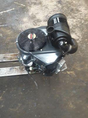 Photo Kawasaki FX691V-S06-S 1 1/8 X 100mm Shaft 22HP Electric Start Engine No Muffler