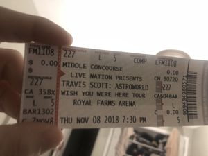 Tickets for Sale in Baltimore, MD