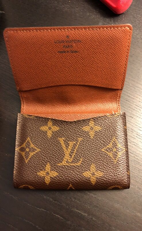 84f0908c1f2 *REAL* Louis Vuitton Monogram Wallet for Sale in Castro Valley, CA - OfferUp