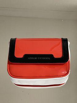 AX    Armani Exchange Women's Red Mini Bag Thumbnail