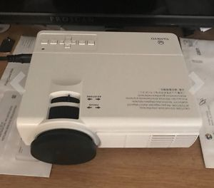 Projector (brand new) with Case for Sale in Washington, DC