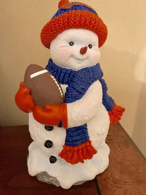 Florida Gators Snowman Statue for Sale in Chesapeake, VA