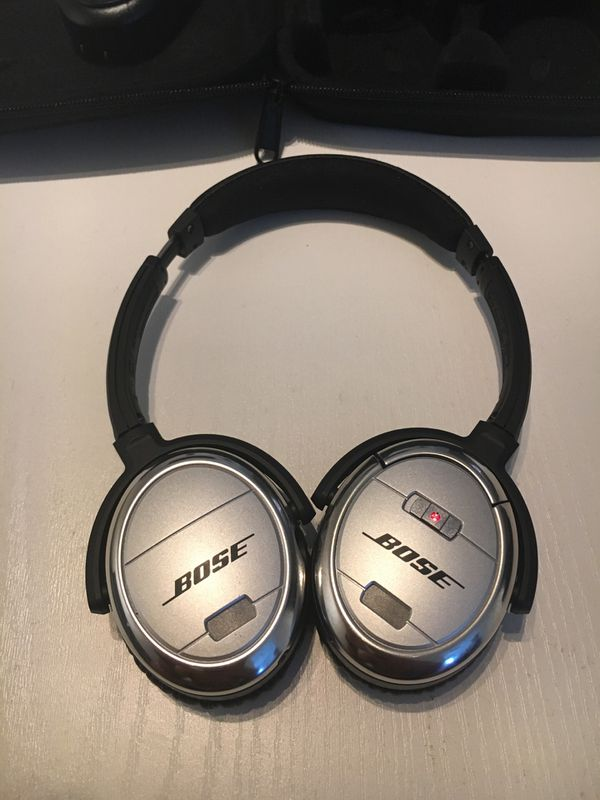 2c669e5dfc5 Bose QC3 Noise Cancelling Headphones for Sale in Miami, FL - OfferUp