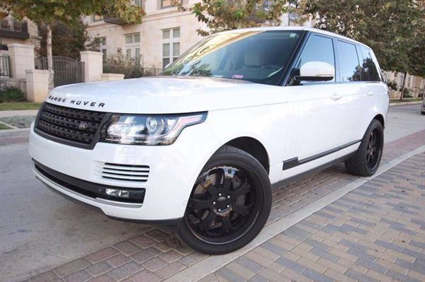 Land Rover San Antonio >> 2014 Land Rover Ranger Rover Hse Cars Trucks In San Antonio Tx