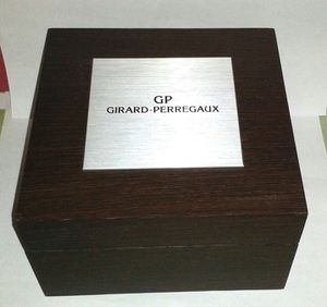 Rare GIRARD PERRRGAUX Wood Watch Box (empty) for Sale in Silver Spring, MD