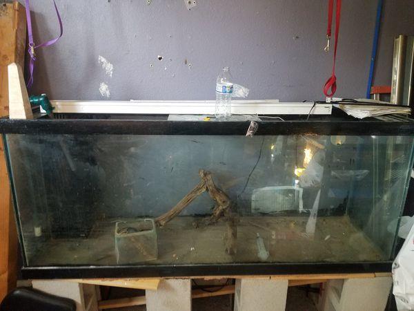 100 gallon fish tank for Sale in Colton, CA - OfferUp