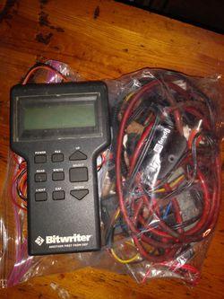 Bitwriter and radio modulaters Thumbnail
