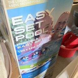 "Intex Easy Set Pool 15' x 42"" Thumbnail"