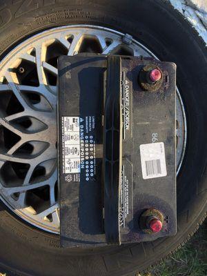 Battery for Sale in Ashburn, VA