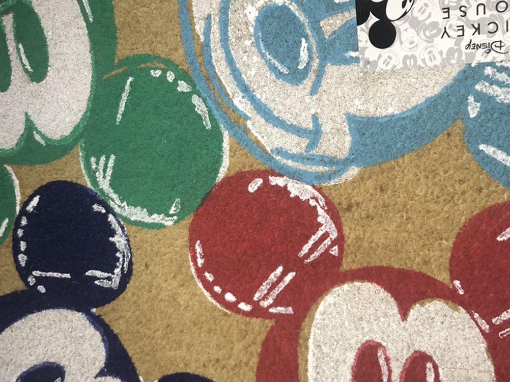 Disney Outdoor Mat