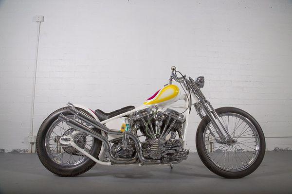 1949 Harley Davidson Panhead for Sale in Phoenix, AZ - OfferUp