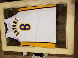 Throwback NBA LA Lakers Kobe #8 Bryant Jersey for sale  Wichita, KS