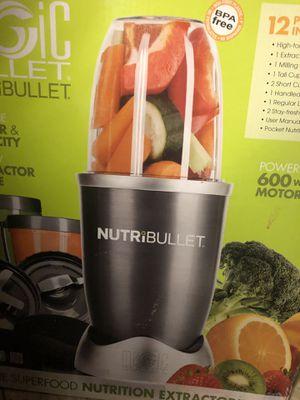 Nutri Bullet Magic Bullet Blender for Sale in Washington, DC