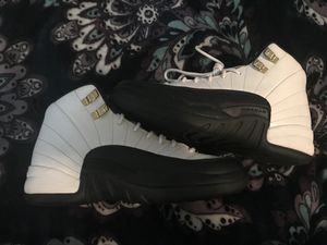 Jordan 12 Taxi's size 5Y for Sale in Silver Spring, MD