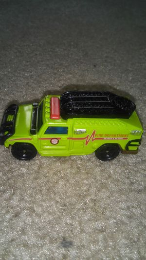 LIKE NEW ™Ratchet Transformer Fire Department toy truck for Sale in Falls Church, VA