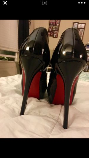 eee57894f1f New and Used Christian louboutin heels for Sale in San Diego, CA ...