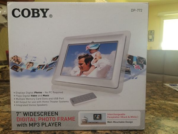 Coby Digital Photo Frame For Sale In Hayward Ca Offerup