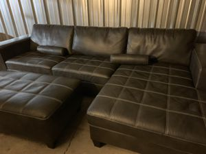 Leather Couch For In Sun City