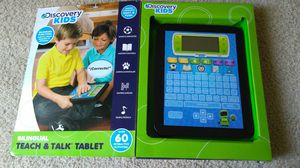 Discovery kids bilingual tablet for Sale in Oakton, VA