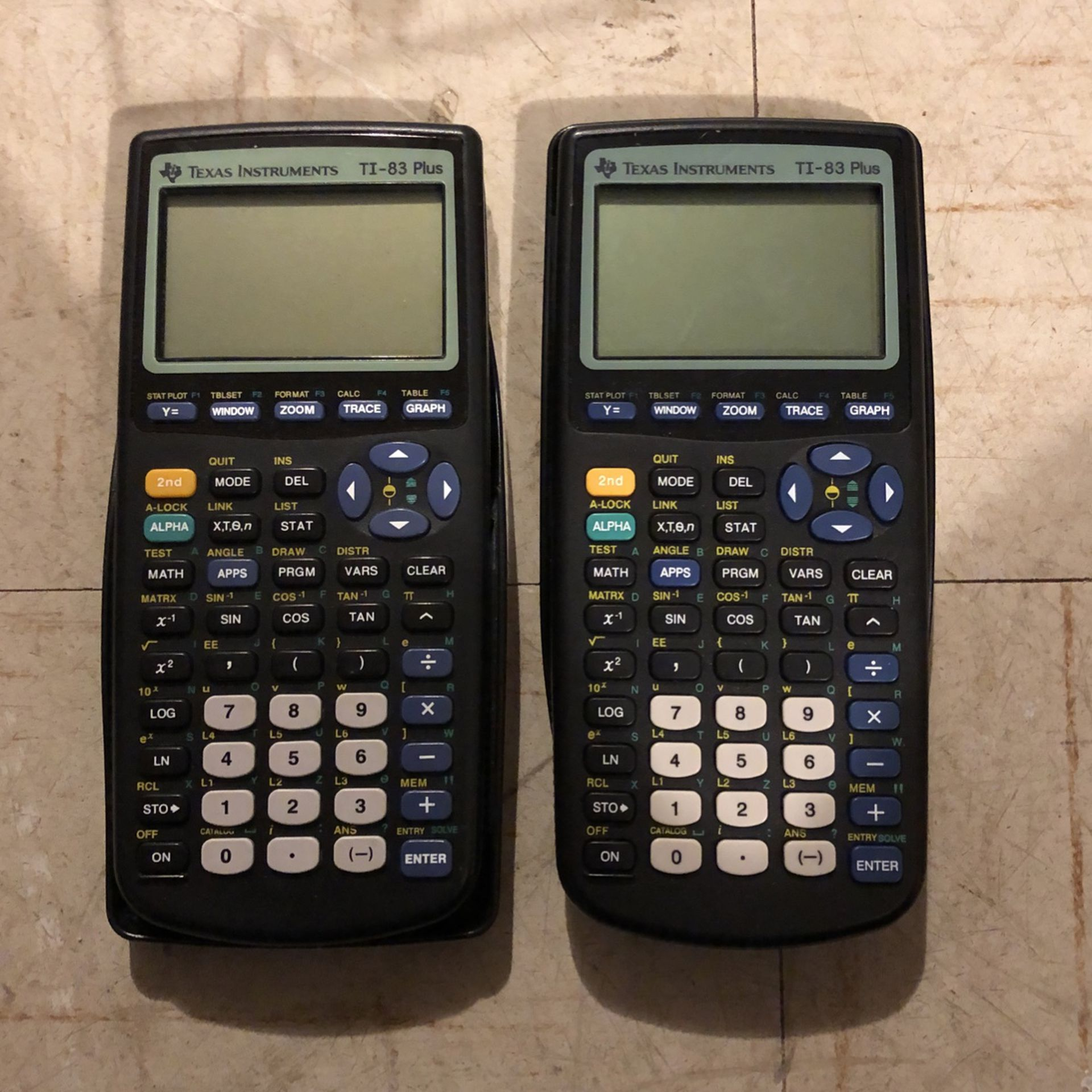 TI-83 Plus Calculators $40 Each