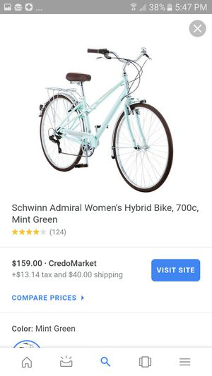 Schwinn bycicle for Sale in Columbus, OH