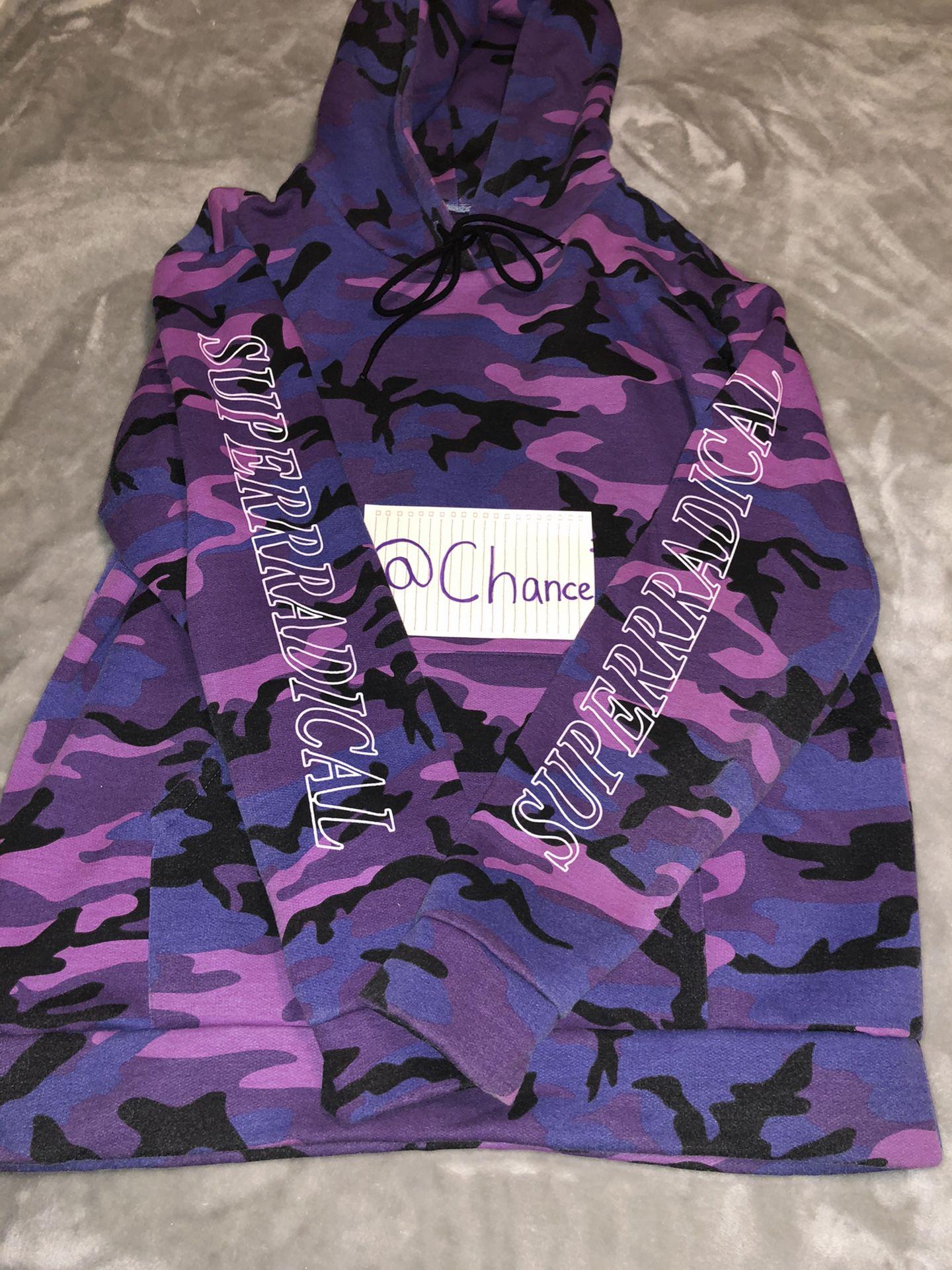 Superrradical hoodie