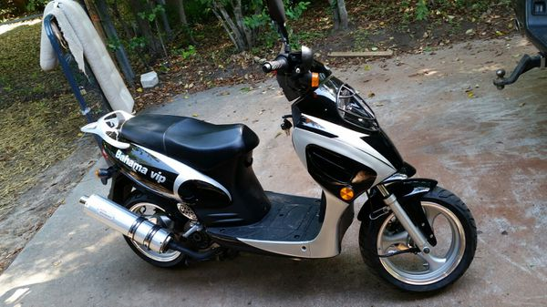 Bahama Vip Scooter For Sale In Macon Ga Offerup