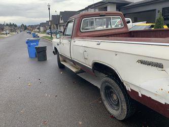 Pick Up Truck Thumbnail