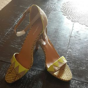 Paprika sandals new with tags for Sale in Ashburn, VA