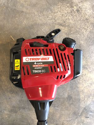 Troy Bilt 4 cycle jump start weed eater TB635-EC for Sale in Winter Garden,  FL - OfferUp