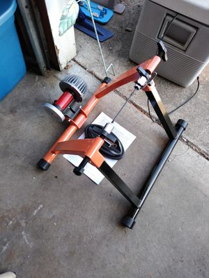 Cycle Exerciser For Your Bike! for Sale in Enumclaw, WA