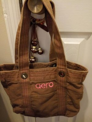 brown Aeropostale Purse/Tote... for Sale in Madison Heights, VA