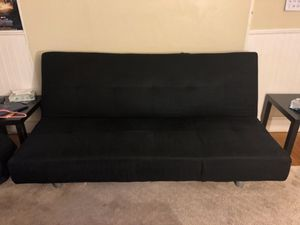 Black Futon As Is For In Colchester Vt